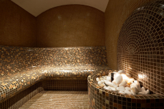 Turkish steam bath